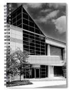 Government Entrance Spiral Notebook