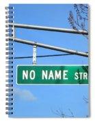 Gps Challenged Spiral Notebook