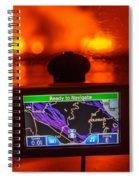 Gps With The Holuhraun Fissure Eruption Spiral Notebook