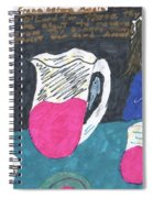 Grace Before Meals Spiral Notebook