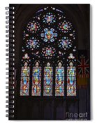 Grace Cathedral Spiral Notebook