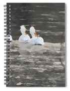 Grace In Life  Spiral Notebook