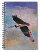 Grace Of The Wild Spiral Notebook