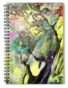 Grace Under Pressure Spiral Notebook
