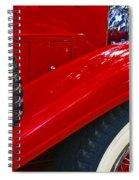 Graceful Lines. Spiral Notebook