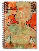 Gracefully Genteel Spiral Notebook
