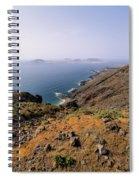 Graciosa Island Spiral Notebook