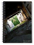 Graffiti Alley 2 Spiral Notebook