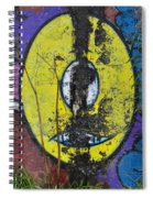 Graffitio Spiral Notebook