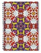 Graffito Kaleidoscope 40 Spiral Notebook