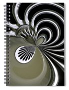 Graham Grille Orb Spiral Notebook