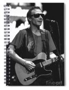 Graham Parker Spiral Notebook