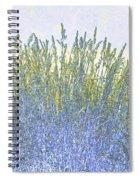 Grains Spiral Notebook