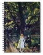 Gramercy Park Spiral Notebook