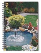 Gramma Nanna S Pond Spiral Notebook