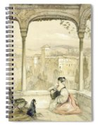 Granada , Plate 9 From Sketches Spiral Notebook