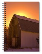Granary Rise Spiral Notebook