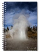 Grand And Vent Spiral Notebook