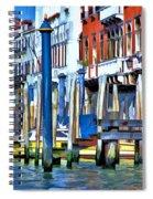 Grand Canal - Venice Spiral Notebook