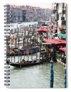 Grand Canal, Venice Spiral Notebook
