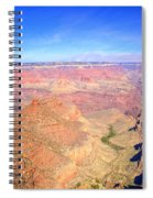 Grand Canyon 19 Spiral Notebook