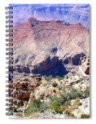 Grand Canyon 78 Spiral Notebook