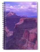 Grand Canyon, Arizona, Usa Spiral Notebook