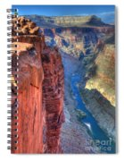 Grand Canyon Awe Inspiring Spiral Notebook