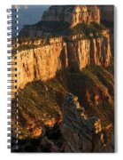 Grand Canyon Cape Royal Spiral Notebook