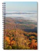 Grand Canyon Of Arkansas Spiral Notebook