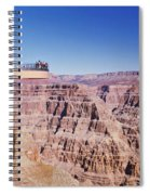 Grand Canyon Skywalk, Eagle Point, West Spiral Notebook