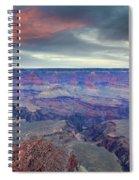 Grand Canyon Storm Set Spiral Notebook