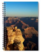Grand Canyon Sunrise Two Spiral Notebook