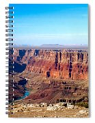 Grand Canyon Vast View Spiral Notebook