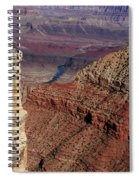 Grand Canyon View Spiral Notebook