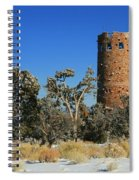 Grand Canyon Watch Tower Spiral Notebook