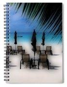 Grand Cayman Dreamscape Spiral Notebook