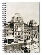 Grand Central, 1886 Spiral Notebook