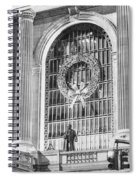 Grand Central Christmas Spiral Notebook