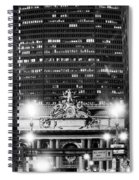 Grand Central Pan Am Building Spiral Notebook