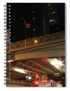 Grand Central Station At Pershing Square Spiral Notebook