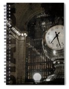 Grand Central Station New York City Spiral Notebook