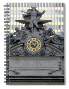 Grand Central Terminal Spiral Notebook