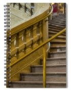 Grand Central Terminal Staircase Spiral Notebook