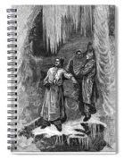 Grand Duke Alexis (1850-1908) Spiral Notebook