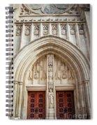 Grand Entrance Spiral Notebook