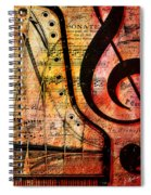 Grand Fathers Spiral Notebook