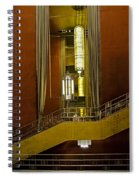 Grand Foyer Staircase Spiral Notebook