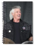 Grand Funk Railroad Spiral Notebook