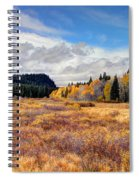 Grand Mesa Colors Spiral Notebook